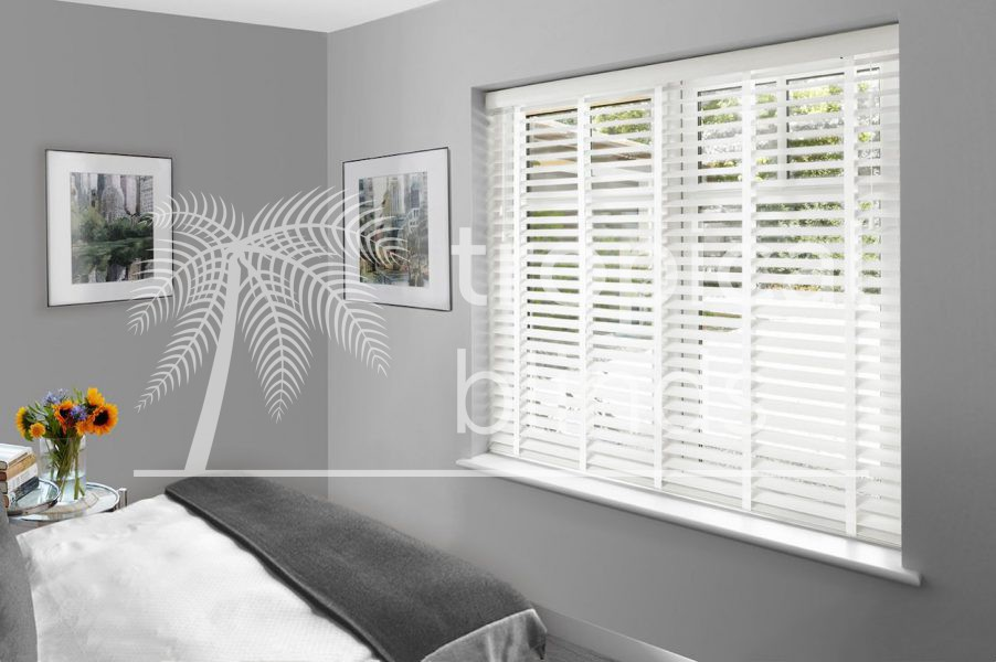Elements Real Wood Blinds